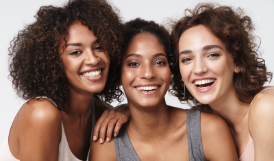 Women of Different Ethnicities